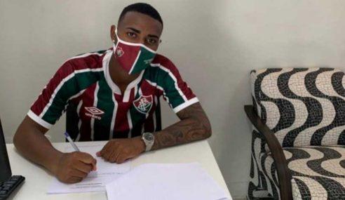 Fluminense renova contrato de volante Nathan