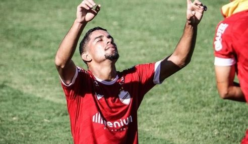Corinthians contrata atacante do Vila Nova para o time sub-20