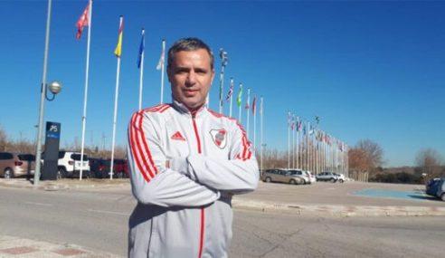 Internacional traz ex-dirigente do River Plate-ARG para ser coordenador da base