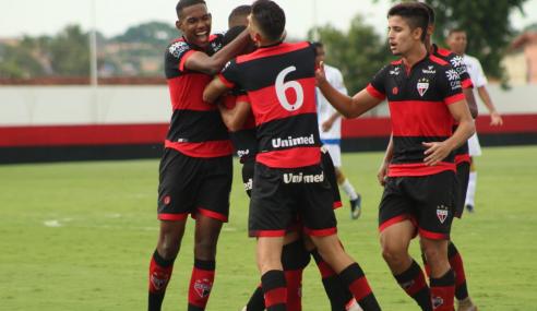 ESPECIAL BRASILEIRÃO SUB-17: Estreante, Atlético-GO quer projetar atletas com equipe aguerrida