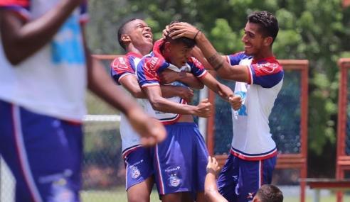 ESPECIAL BRASILEIRÃO SUB-17: Com equipe madura, Bahia busca evolução