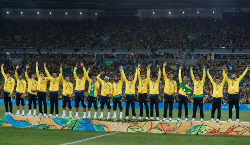 Definidos os 16 países que disputarão futebol masculino nas Olimpíadas