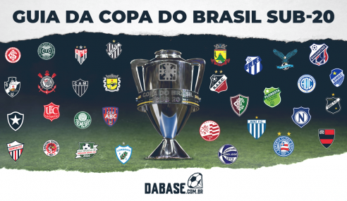 Confira o Guia DaBase da Copa do Brasil Sub-20