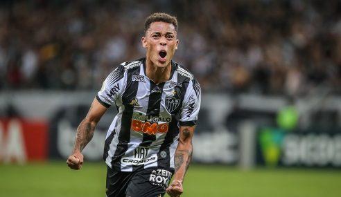 Atlético-MG empresta meia ao Confiança para a temporada de 2021