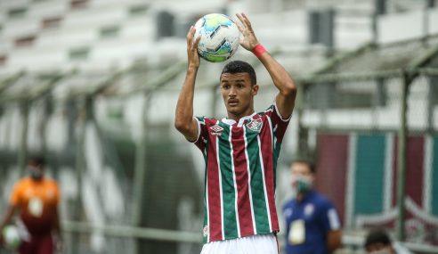 Duas jovens promessas são integradas aos aspirantes do Fluminense