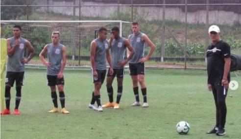 Corinthians suspende treinos presenciais do time sub-20