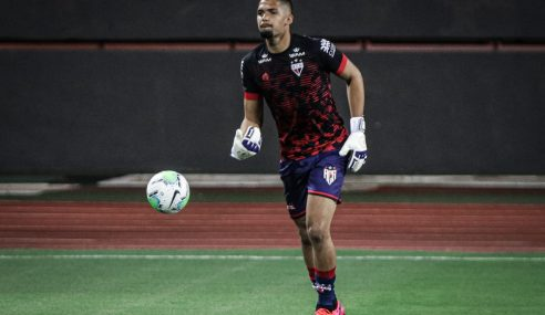 Atlético-GO empresta goleiro para o Grêmio Anápolis