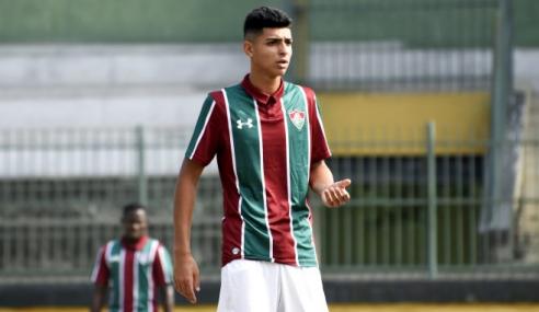 Com gol no fim, Fluminense vence e quebra 100% do Athletico-PR no Brasileirão Sub-17
