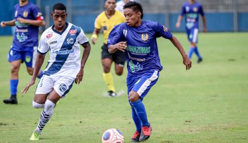 São José-RS goleia Nacional-AM fora de casa e avança na Copa do Brasil Sub-20