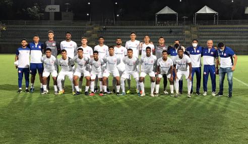 Náutico decide no segundo tempo e vence Real Ariquemes pela Copa do Brasil Sub-20