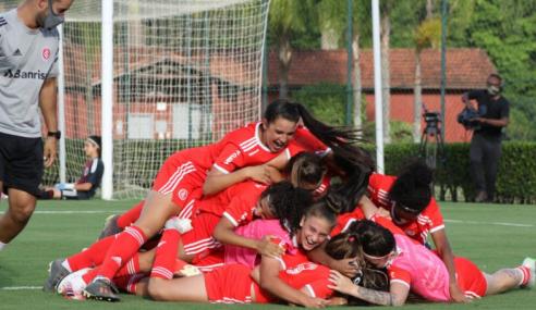 Fluminense e Internacional farão a final do Brasileirão Feminino Sub-18