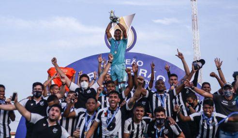 Ranking DaBase: Ceará permanece como o melhor clube da Região Nordeste