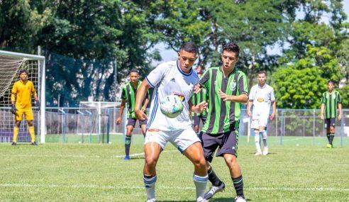 Duelo mineiro pelo Torneio Biagio Peluso termina sem gols