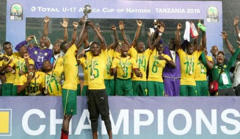Definidos os grupos para a Copa das Nações Africanas Sub-17