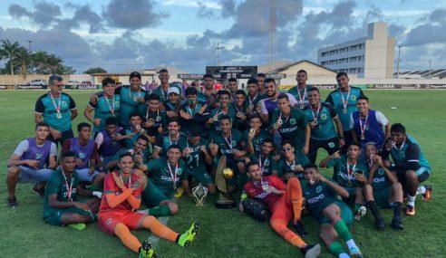 Floresta conquista Copa Seromo Sub-20