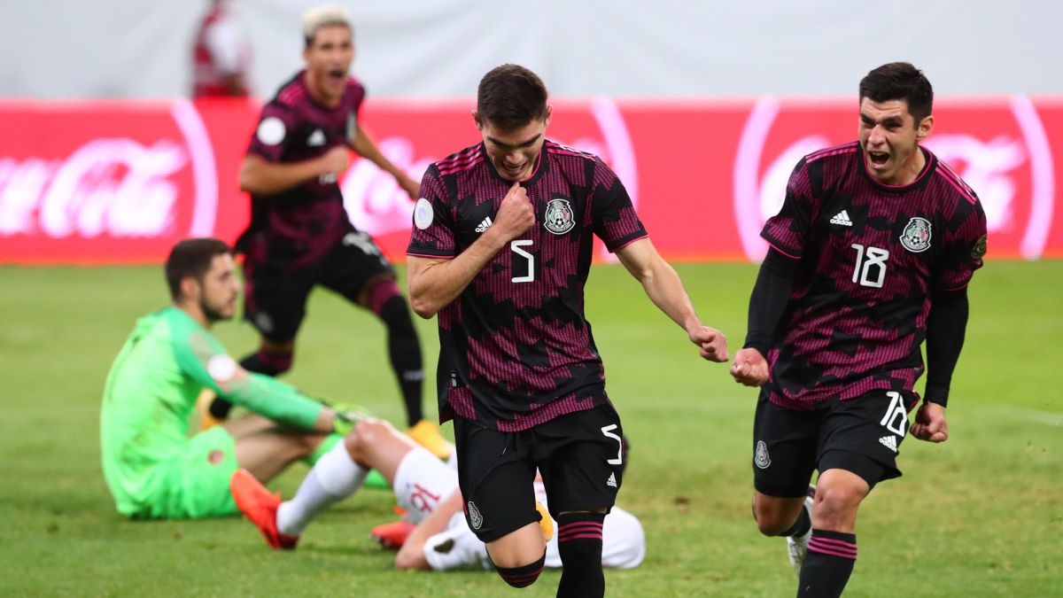 México bate Canadá e está pela terceira vez seguida nas Olimpíadas