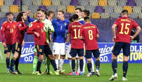 Rodada de empates pelo Grupo B da Euro Sub-21