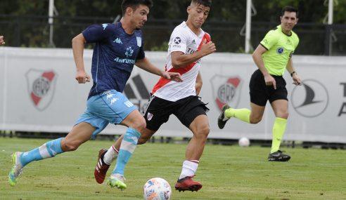 River Plate segue imparável no Argentino de Aspirantes