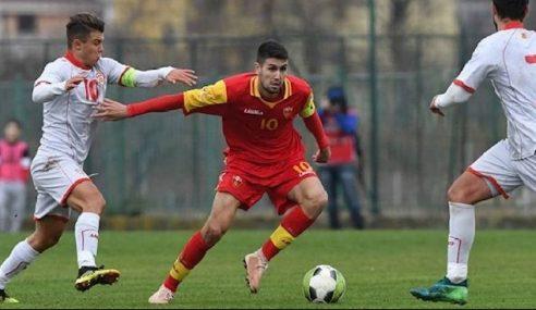 Montenegro e Bósnia empatam pelas Eliminatórias da Euro Sub-21 de 2023