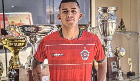 Boa Esporte anuncia atacante do Ceará para a temporada de 2021