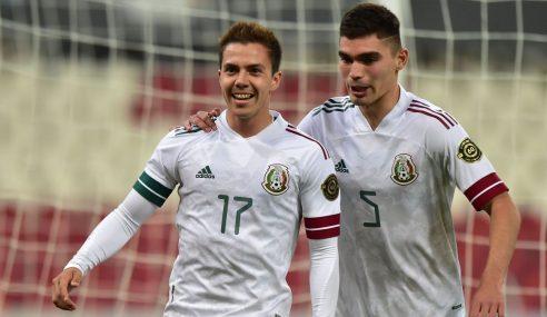 Estados Unidos e México começam com vitória o Pré-Olímpico da Concacaf