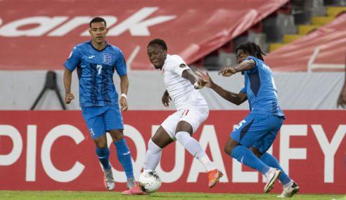 Honduras e Canadá empatam e avançam no Pré-Olímpico da Concacaf