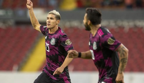 México termina na liderança do Grupo A no Pré-Olímpico da Concacaf