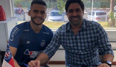 Bahia renova contrato de volante até dezembro de 2022