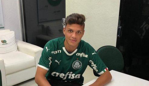 Daniel Melo deixa o Palmeiras