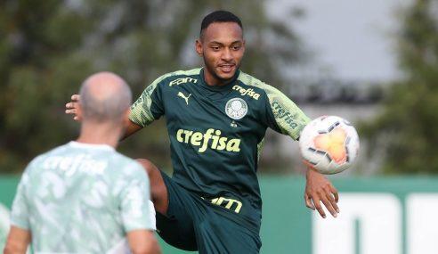 Bahia contrata atacante da base do Palmeiras
