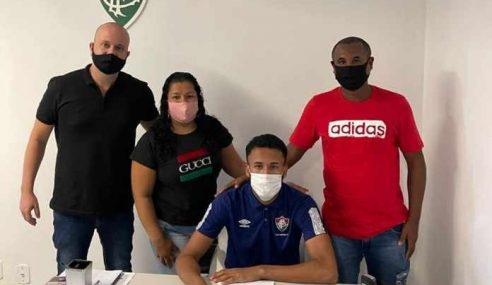 Fluminense renova com mais um jogador campeão brasileiro sub-17