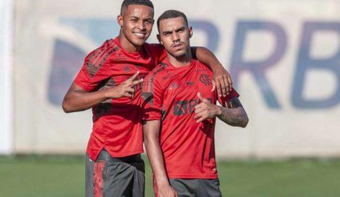 Goiás tem interesse em três jovens do Flamengo