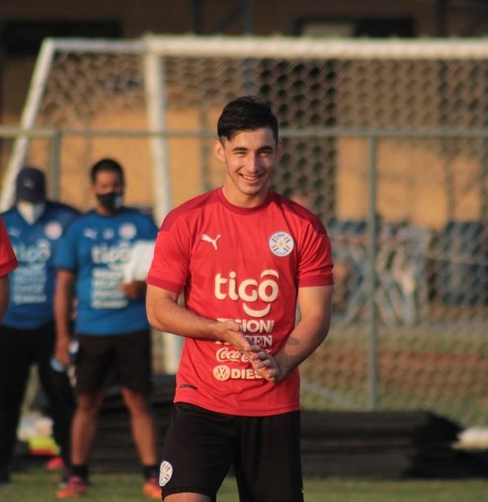 Atlético-MG reforça time sub-20 com atacante paraguaio