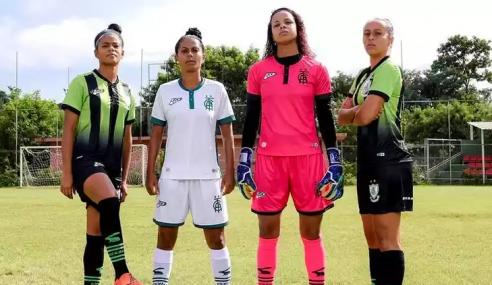 América-MG cria equipe feminina sub-18 e disputará Brasileirão da categoria