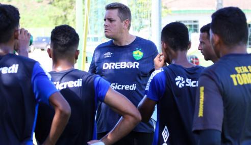 ESPECIAL BRASILEIRÃO DE ASPIRANTES: Novidade, Cuiabá quer dar continuidade à formação dos atletas
