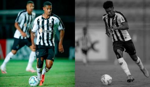 Atlético-MG empresta meio-campistas ao Brasil de Pelotas