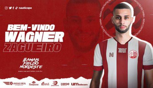 Náutico acerta contratação por empréstimo de zagueiro do Santos
