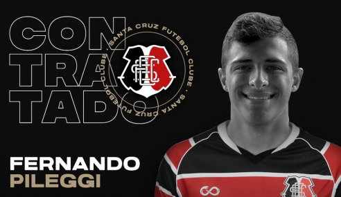 Santa Cruz anuncia lateral-direito do Santos