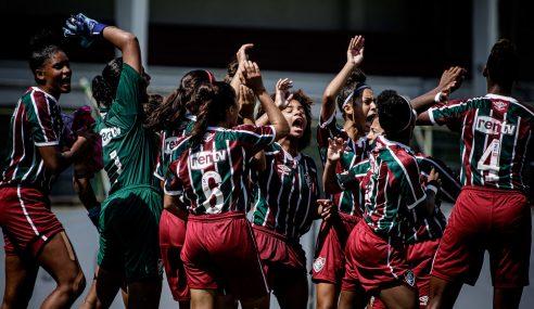 Feminino: Gerente do Fluminense celebra visibilidade com título na base e exalta DNA Tricolor