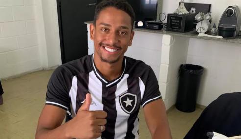 Volante ex-Cruzeiro reforça time sub-20 do Botafogo