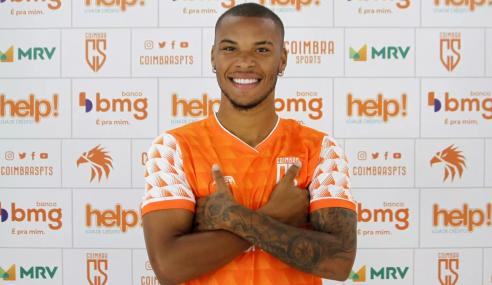 Guilherme Santos volta ao Atlético-MG após empréstimo