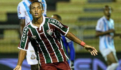 Manchester City anuncia a contratação de Kayky, do Fluminense