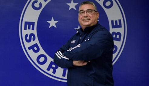 Gestor metodológico do Cruzeiro exalta base e explica planejamento