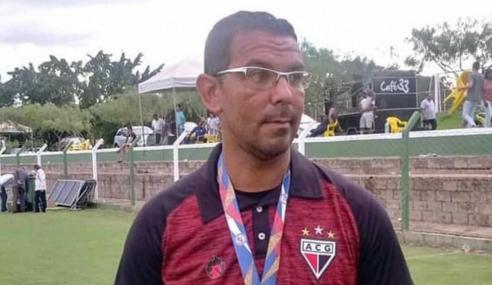 Supervisor da base deixa o Atlético-GO