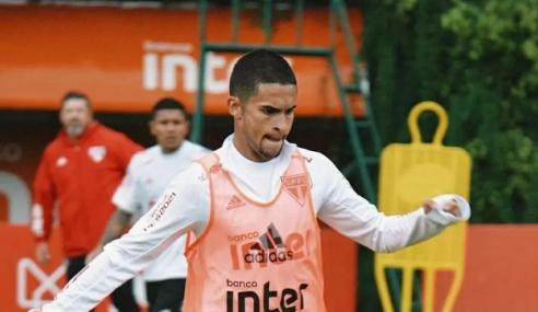 São Paulo se aproxima de acordo para renovar com Rodrigo Nestor