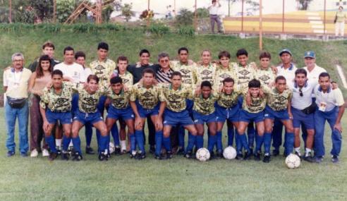 #TBT: Técnico que ajudou a revelar Ronaldo Fenômeno relembra histórias do Sul-Americano Sub-17 de 1993