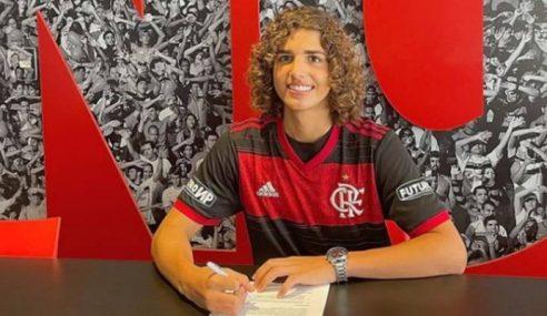 Flamengo contrata promessa da base do Coritiba