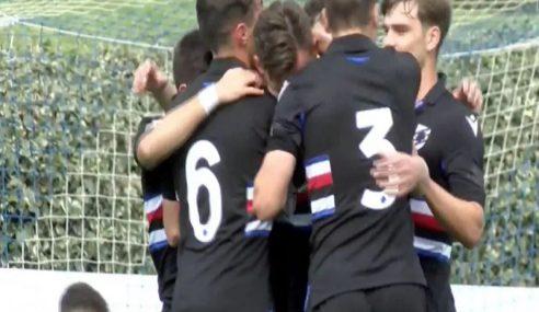 Roma perde, Sampdoria vence e Italiano Sub-19 passa a ter dois líderes