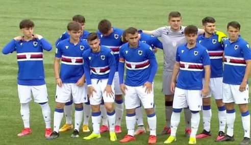 Sampdoria assume liderança isolada do Italiano Sub-19