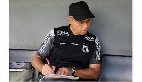 Ricardo Occhiuto é o novo supervisor da equipe sub-23 do Santos